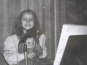 Xenia Wiest Child