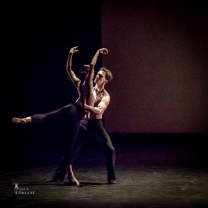 Elisa Carrillo and Mikhail Kaniskin - by Jack Devant