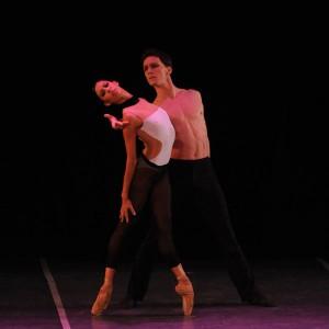 Elisa Carrillo and Mikhail Kaniskin - by Jack Devant
