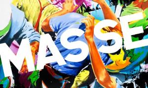 Masse Plakat- Quinque VIae