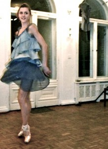Dance me choreography