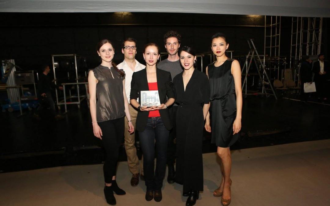 """""""To be continued"""", first Prize at Concours de jeunes chorégraphes de Biarritz"""
