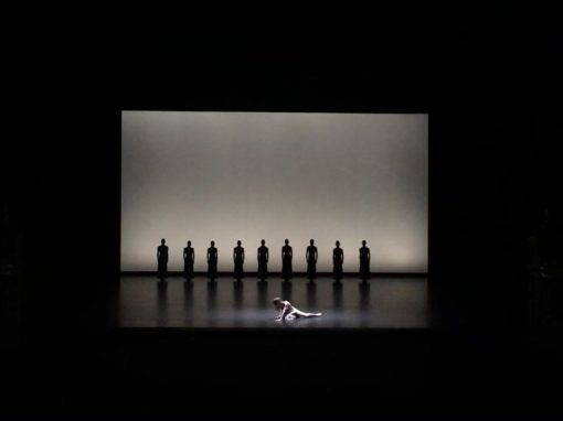 Just before now – Ballet National de L'Opera de Bordeaux